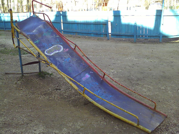 the most weird russian playgrounds for kids 55