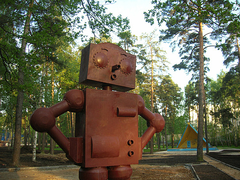 the most weird russian playgrounds for kids 56