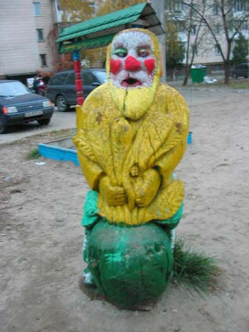 the most weird russian playgrounds for kids 8