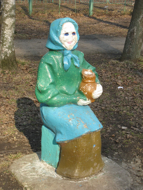 the most weird russian playgrounds for kids 82