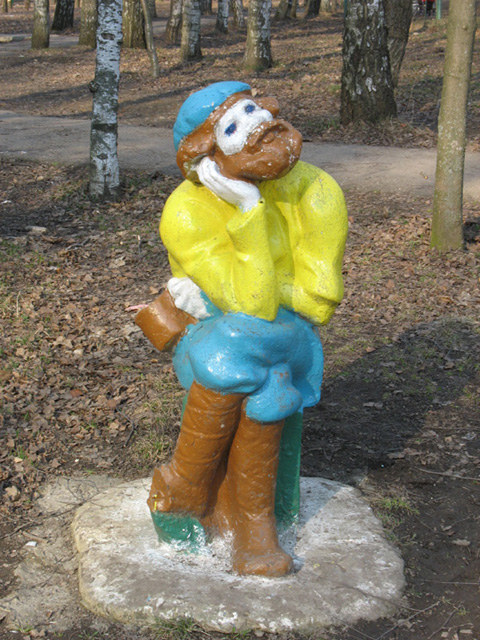 the most weird russian playgrounds for kids 83