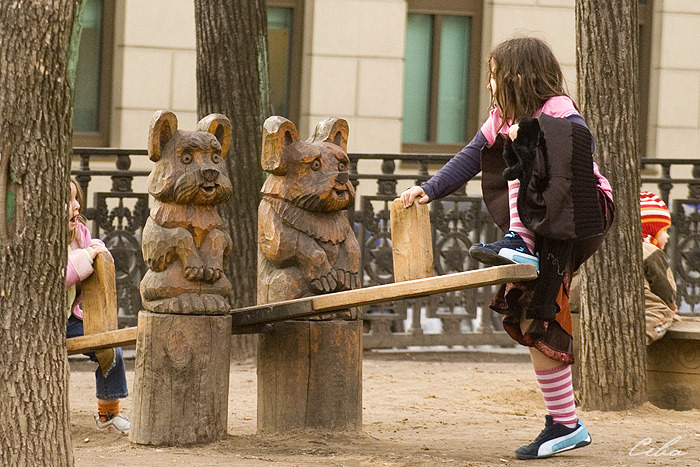 the most weird russian playgrounds for kids 95