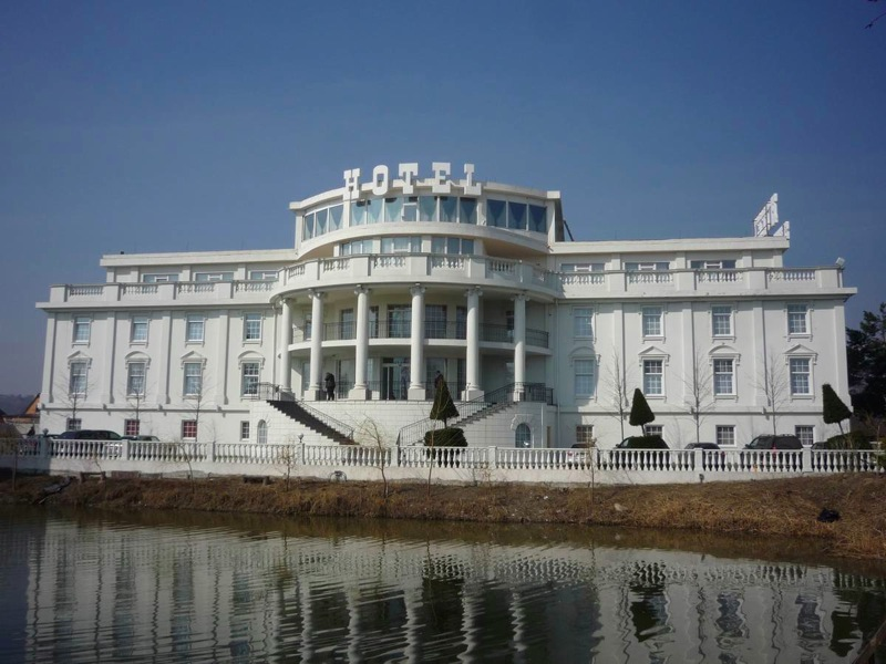 Russian White House Hotel