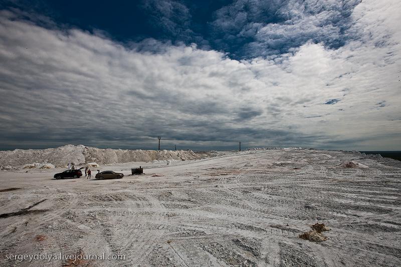 Russian white hill 9
