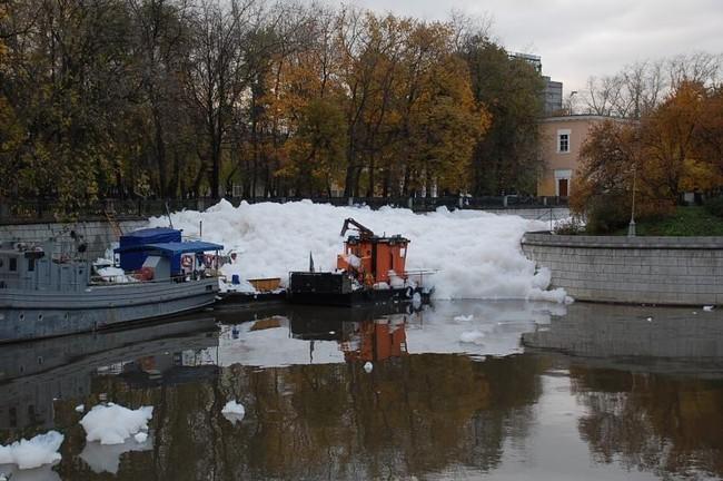 Russian foam 1