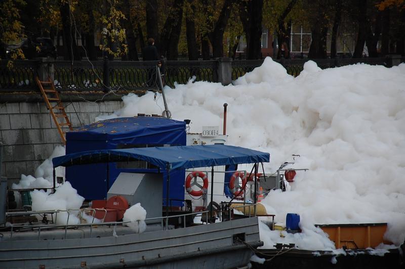 Russian foam 2