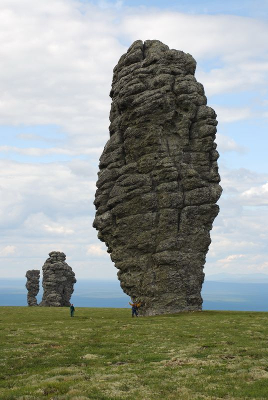 Russian stone idols 24