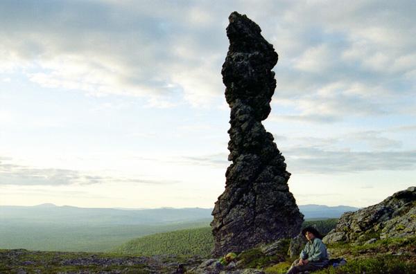 Russian stone idols 7