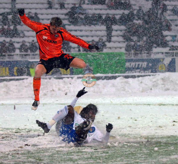 soccer (football) in Russia 2