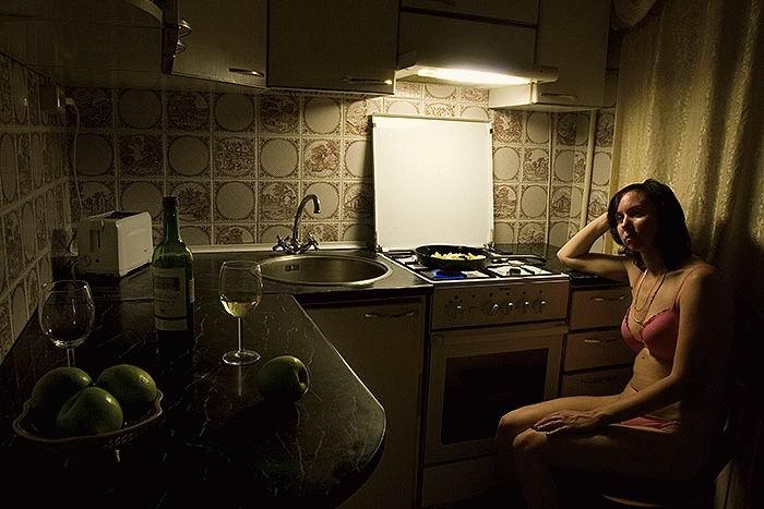 Russian woman 2