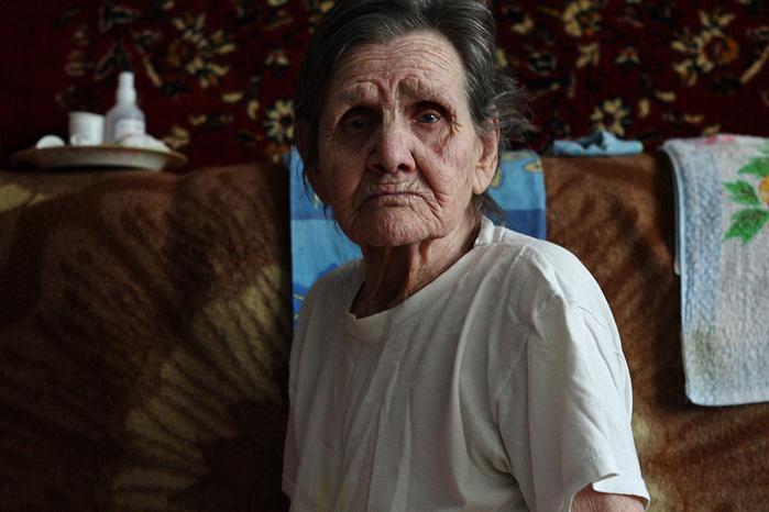 Russian woman 20