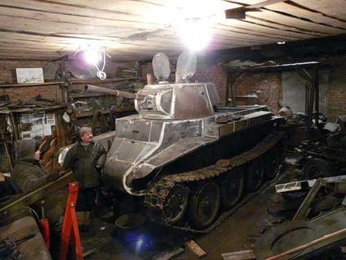Wondrous Tank-Maker 10