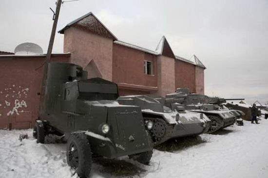Wondrous Tank-Maker 12