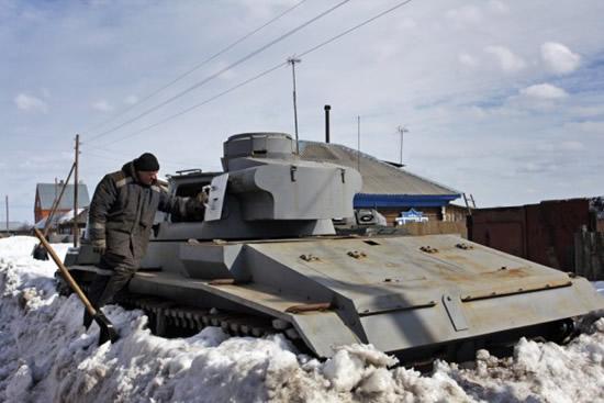 Wondrous Tank-Maker 16