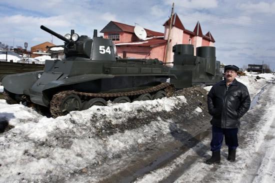 Wondrous Tank-Maker 18