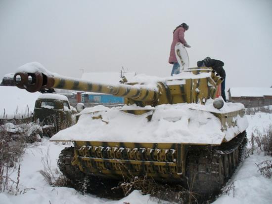Wondrous Tank-Maker 5
