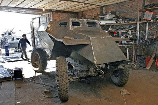 Wondrous Tank-Maker 7