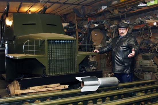 Wondrous Tank-Maker 8
