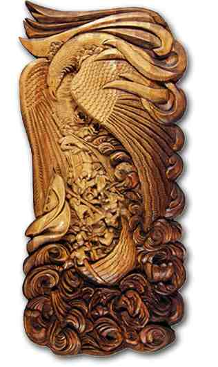 Russian wood carving 14