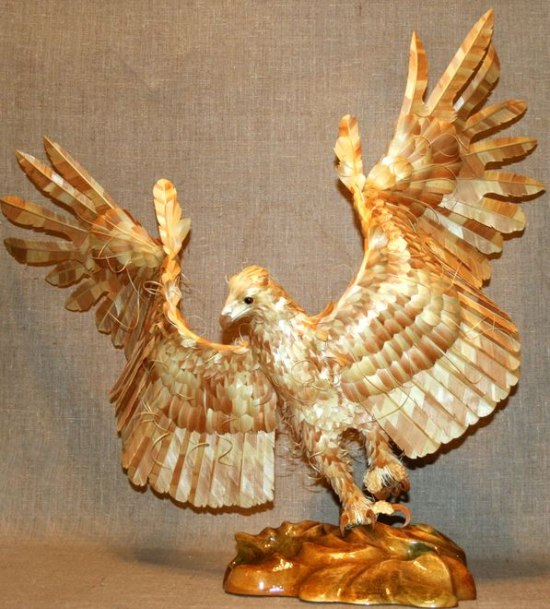 Wooden Chip Artist