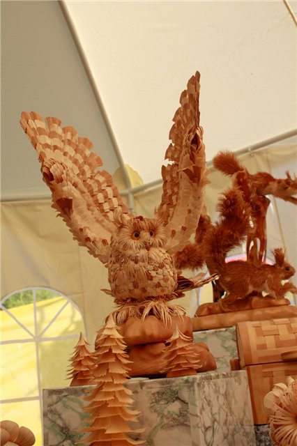 Wooden Chip Artist 2