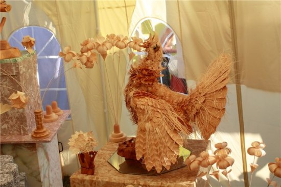 Wooden Chip Artist 9