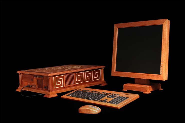 Russian wooden pc mod 1