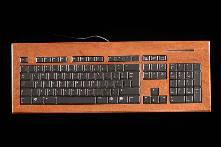 Russian wooden pc mod 13