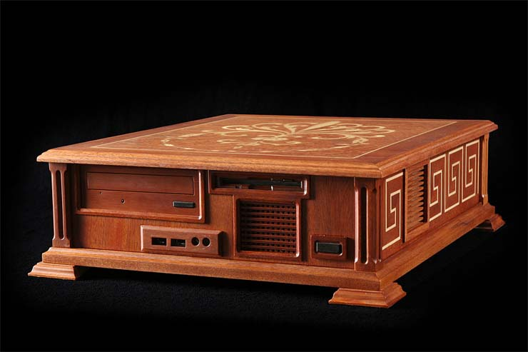 Russian wooden pc mod 3