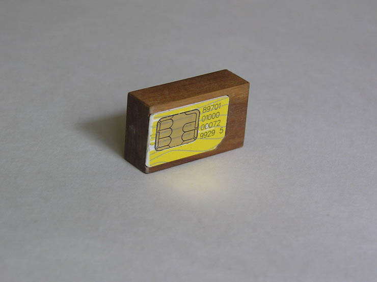 russian wooden phone 5