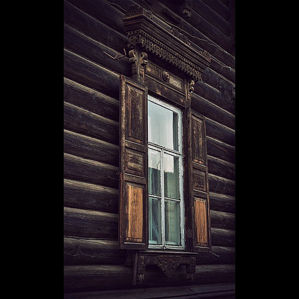 Russian wooden architecture 11