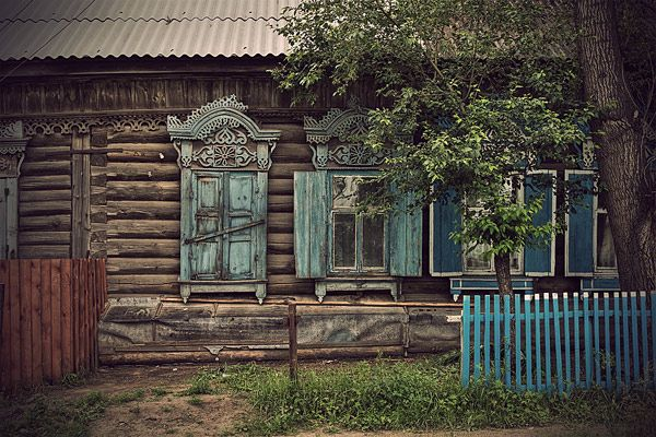 Russian wooden architecture 15