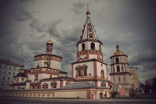 Russian wooden architecture 17