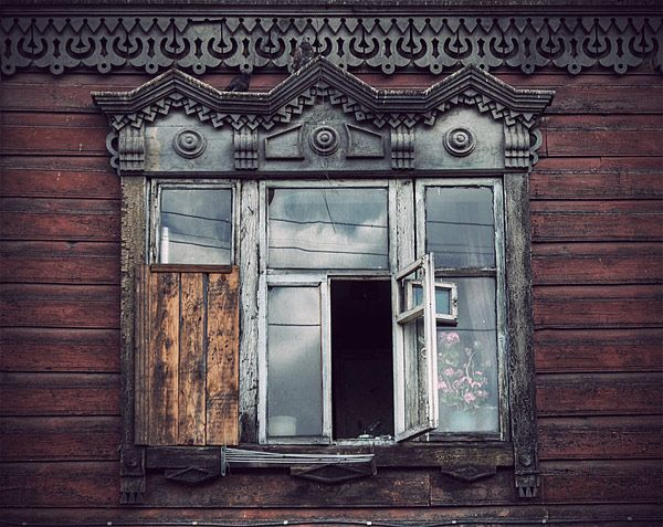 Russian wooden architecture 24