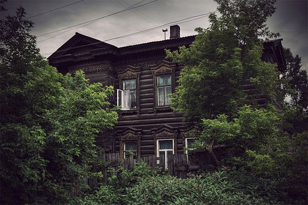 Russian wooden architecture 31