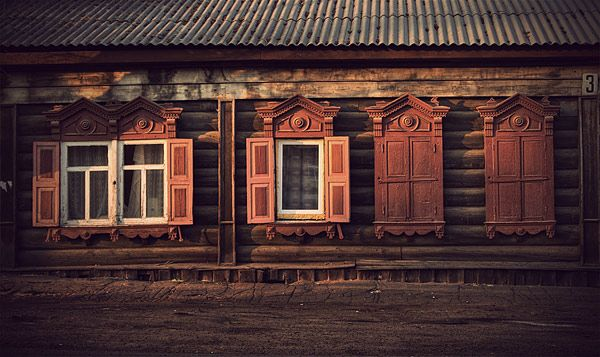 Russian wooden architecture 4