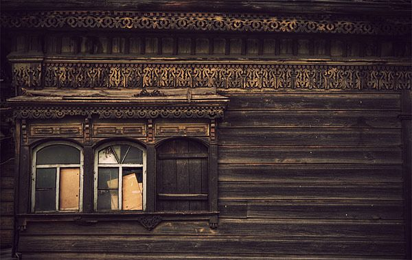 Russian wooden architecture 53