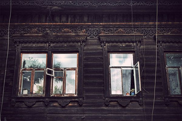 Russian wooden architecture 59
