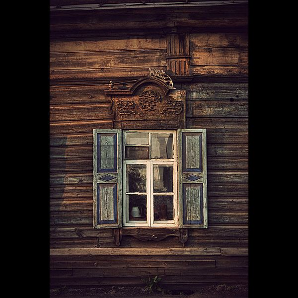 Russian wooden architecture 7
