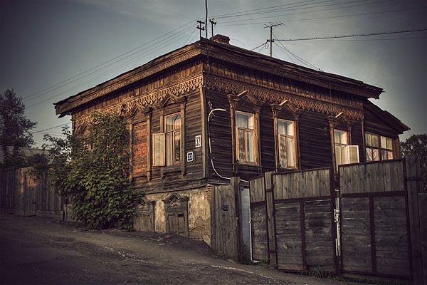 Russian wooden architecture 9