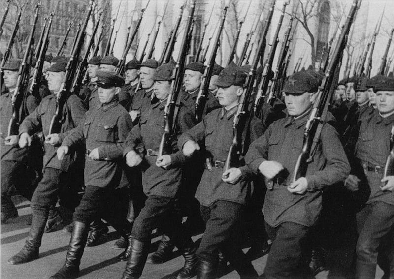 Workers' - Peasants' Red Army