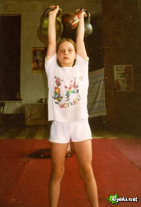 world strongest girl from Russia 11