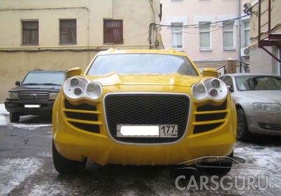 porsche cayenne in Moscow, Russia 5