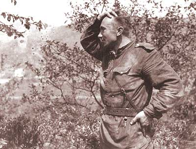 Private photos of Russian soldier from World War 2 26