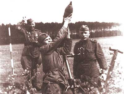Private photos of Russian soldier from World War 2 27