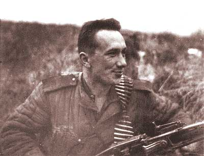 Private photos of Russian soldier from World War 2 37