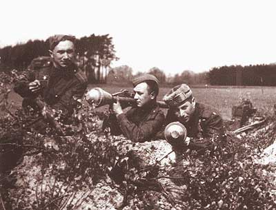 Private photos of Russian soldier from World War 2 48