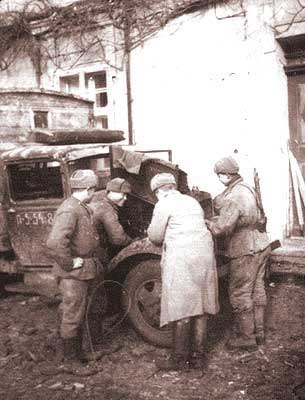Private photos of Russian soldier from World War 2 8