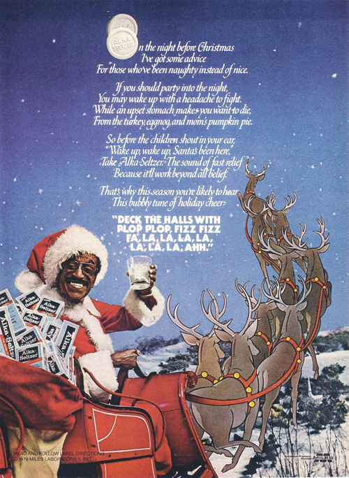 Inventive Christmas Ads Of All Times