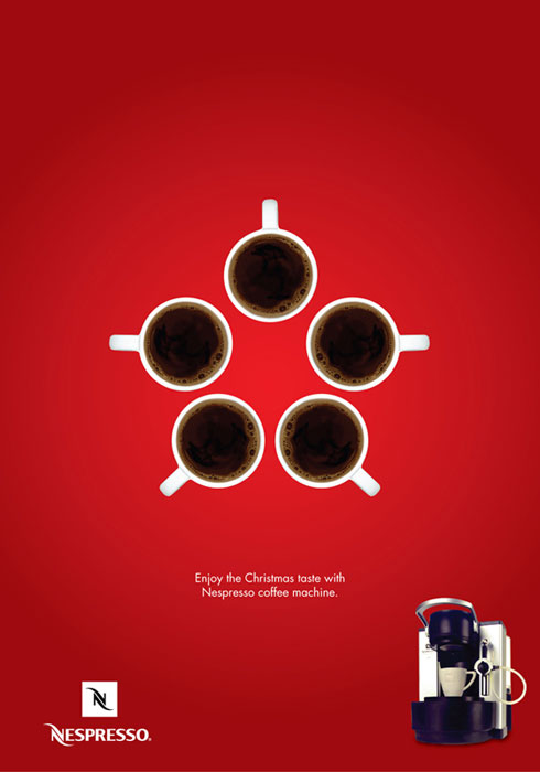 15 Inventive Christmas Ads Of All Times